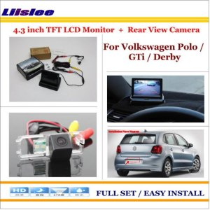 olkswagen VW Polo / GTi / Derby - Rear View Camera Back Up