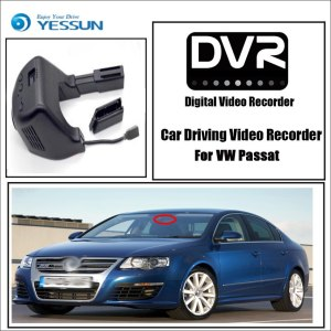 YESSUN for Volkswagen Passat Car Driving Video Recorder Wifi DVR Mini Camera Novatek 96658 FHD 1080P Dash Cam Night Vision