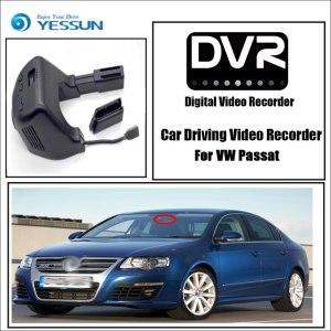YESSUN for Volkswagen Passat Car Driving Video Recorder Wifi DVR Mini Camera Novatek 96658 FHD 1080P Dash Cam Night Vision