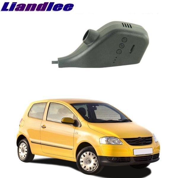 Liandlee For Volkswagen VW Fox / Lupo 2004~2018 Car Road Record WiFi DVR Dash Camera Driving Video Recorder