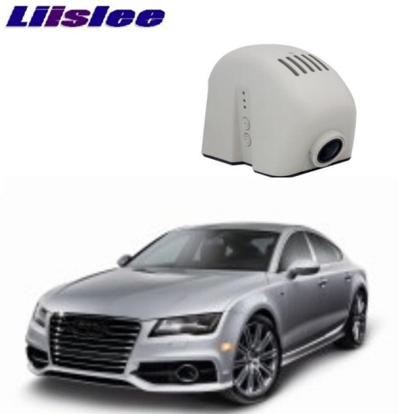 LiisLee Car Road Record WiFi DVR Dash Camera Driving Video Recorder For Audi RS7 2013~2016 Car