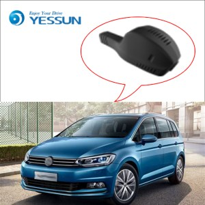 Volkswagen Touran L Car DVR Driving Video Recorder Front Dash