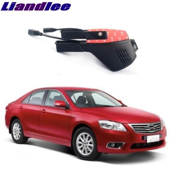 Liandlee For Toyota Lexcen VX VY VZ VE VF 2000~2018 Car Road Record WiFi DVR Dash Camera Driving Video Recorder