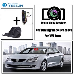 YESSUN for Volkswagen Bora Car DVR Mini Wifi Camera Driving Video Recorder Novatek 96658 Registrator Dash Cam Night Vision
