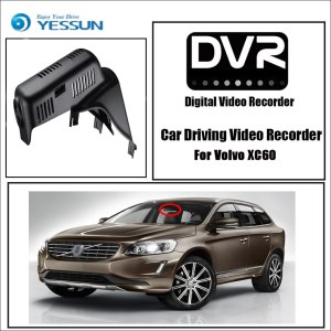 YESSUN for Volvo XC60 Car Driving Video Recorder DVR Mini Control APP Wifi Camera Novatek 96658 Registrator Dash Cam
