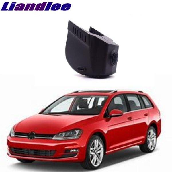 Liandlee For Volkswagen VW Golf MK5 A5 1K Mk6 A6 5K MK6 A7 2003~2018 Car Road Record WiFi DVR Dash Camera Driving Video Recorder
