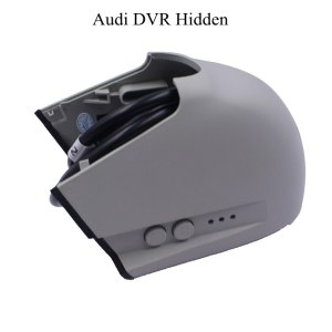 PLUSOBD Car Dash Cam Wifi DVR Camera Video Recorder For AUDI A4L 2017 G-sensor HD 1080P Auto Turn On WDR Night Vision