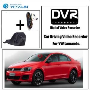 YESSUN for Volkswagen Lamando Car Driving Video Recorder DVR Mini Wifi Camera Novatek 96658 FHD 1080P Dash Cam Original Style