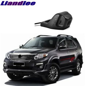 Liandlee For Toyota Fortuner AN50 / AN60 / AN150 / AN160 2004~2018 Car Road Record WiFi DVR Dash Camera Driving Video Recorder