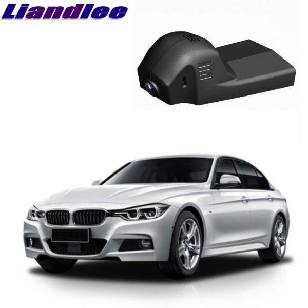 Liandlee For BMW 3 M3 F30 F31 F34 2011~2018 Car Road Record WiFi DVR Dash Camera Driving Video Recorder