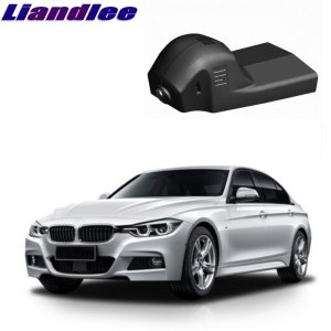 Liandlee For BMW 3 M3 F30 F31 F34 2011~2018 Car Road Record WiFi DVR Dash Camera Driving Video Recorder