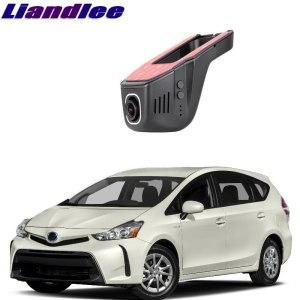Liandlee For Toyota Prius V ZVW 40 / 41 2011~2018 Car Road Record WiFi DVR Dash Camera Driving Video Recorder