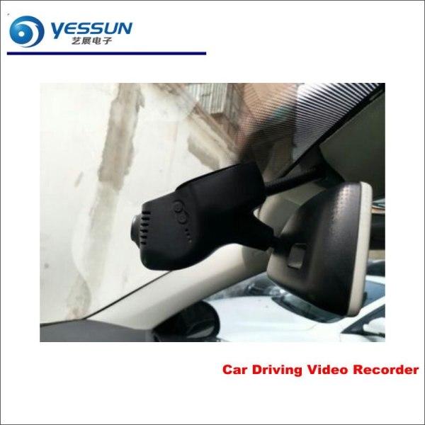 YESSUN Car Dvr Camera Driving Video Recorder For Volkswagen VW Touareg 20122017 Camera AUTO Rearview Camera Dash CAM WIFI