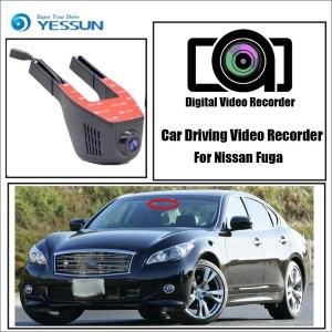 YESSUN for Nissan Fuga Car Driving Video Recorder Wifi DVR Mini Camera Novatek 96658 FHD 1080P Dash Cam Night Vision