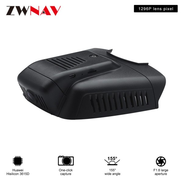Hidden Type HD Driving recorder dedicated For Benz E GL 2012-2015/Benz E GL Old version DVR Dash cam Car front camera WIfi