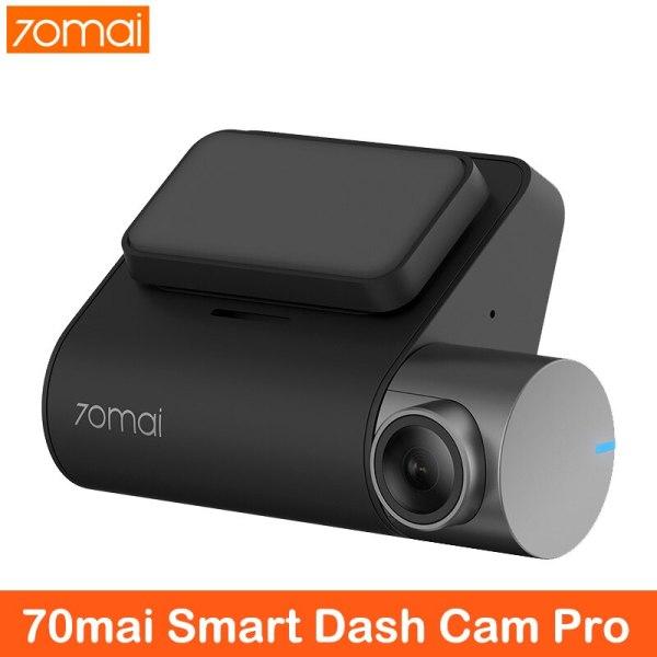 XiaoMi 70mai Dash Cam Pro 1994P HD Car DVR Video Recording 24H Parking Monitor 70 mai Dash Camera Night Vision GPS Car Camera