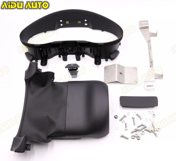 liquid Crystal Virtual Cluster Frame LCD Instrument installation Cover bracket Support For Audi A3 8V
