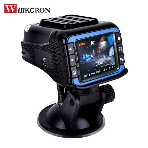3 in 1 Car Radar Detectors DVR Recorder Russian Dedicated Voice Broadcast GPS Camera Dash Cam Fixed Flow Velocity Measurement