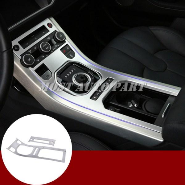 Inner Console Gear Box Trim Cover For Land Rover Range Rover Evoque 2013-2018