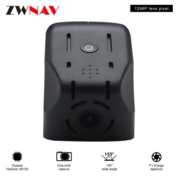 Hidden Type HD Driving recorder dedicated For For Porsche DVR Dash cam Car front camera WIfi