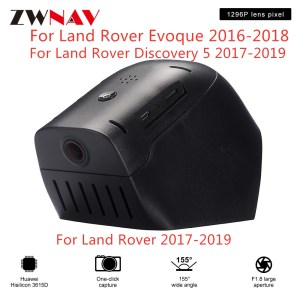 Hidden Type HD Driving recorder dedicated For Land Rover Evoque /Discovery 5 DVR Dash cam Car front camera WIfi