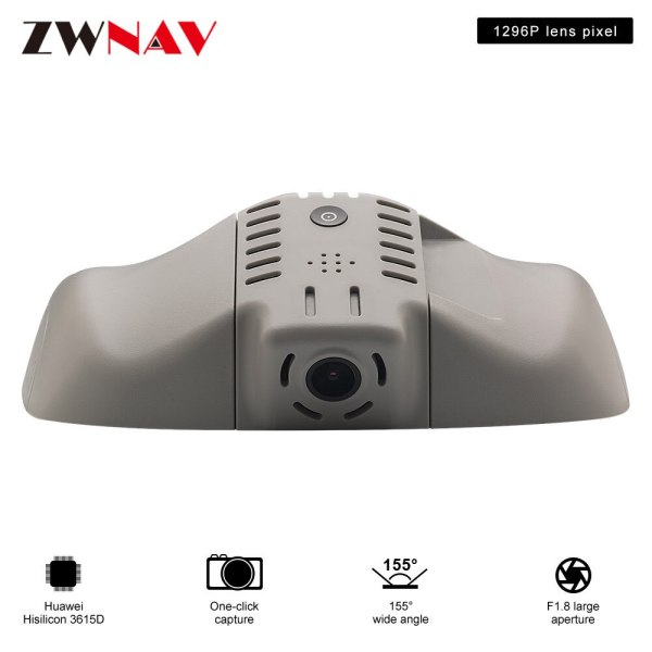 Hidden Type Driving recorder dedicated For Benz E DX/Old version Deluxe version DVR Dash cam Car front camera