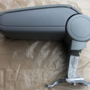 Applies to 2002-2006 for Audi A4 S4 black beige leather console armrest