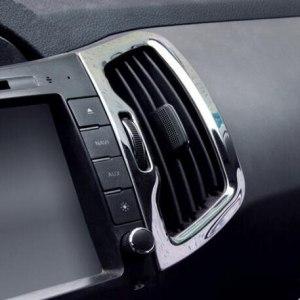 Kit 6pcs Car interior air vent decorative trim frame car styling Case for KIA Sportage R 2011-2017 Car Accessorie