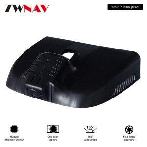 car recorder For Benz Vito 2016-2018 original dedicated Hidden Type Registrator Dash Cam DVR Camera WiFi 1080P