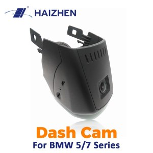 HAIZHEN Car DVR Camera 128G 1080P HD Super Night Vision Hidden Style Dedicated Dash Cam For BMW 5/7 Series car Video Recorder