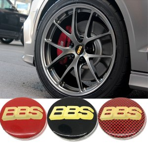 Car sticker hub center cover decal car BBS 3D sticker for audi a5 a4 b8 b6 b7 b5 a3 q7 q5 a1 a6 c5 c6 tt q3 328i GT X1 car