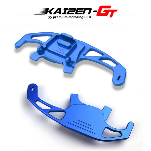 High Quality Aluminum Car Steering Wheel DSG Gear Shift Paddle Shifter Extension For VW Golf Jetta GLI Polo GTI MK7 Accessories