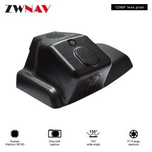 car DVR recorder For Ford Edge 2015-2018 Version original dedicated Hidden Type Registrator Dash Cam Camera WiFi 1080P