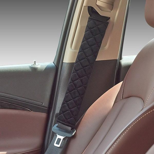 Car Safety Belt Car Styling Seat Belt Cover Protection Shoulder Pad For Audi A3 A4 A5 A6 A7 A8 B6 B7 B8 C5 C6 TT Q3 Q5 Q7 S3 S4