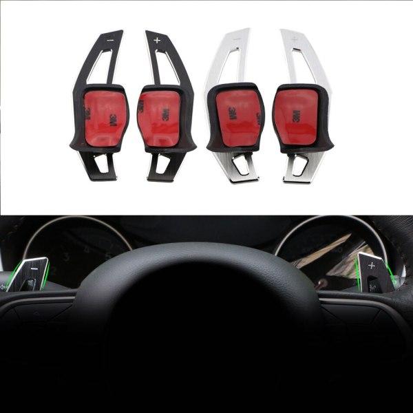 Aluninium Alloy Steering Wheel Shift Paddle Paddle Extension for VW Tiguan Golf 5 6 MK6 Jetta GTI R20 R36 CC Scirocco EOS DSG