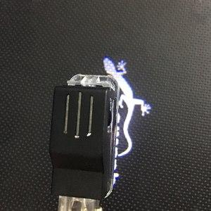 2PCS Car LED Door Logo Projector Ghost Shadow Light for audi a4 b8 b6 b7 b5 a6 c5 c6 c7 A8 A7 A3 Q3 Q5 Q7 TT quattro