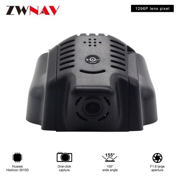 car recorder For Benz R 2010-2017,Benz ML/GL 2010-2011 original dedicated Hidden Type Registrator Dash Cam DVR Camera WiFi 1080P
