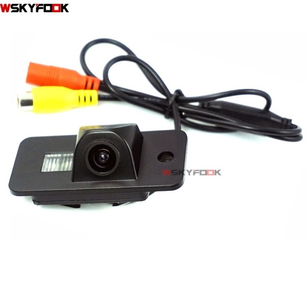 for SONY/CCD HD Car Reverse Rear View Backup Camera for 02-11 Audi A4(B6/B7/B8) camera Dynamic Trajectory