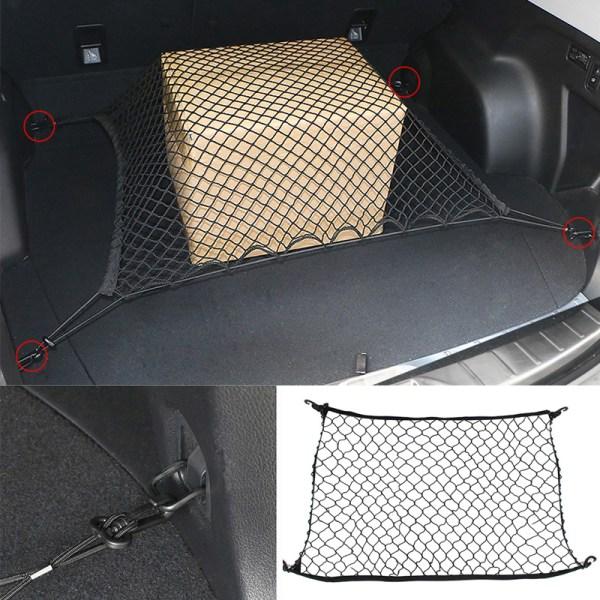 Car boot Trunk net, auto accessories For BMW E46 E39 E60 E36 E90 F30 F10 X5 E53 E70 E30 E34 AUDI A3 A4 B6 B8 B7 A6 C5 C6 A5 Q5