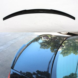 A4 B8 M4 Style Carbon Fiber Auto Car Rear Trunk Spoiler Wing for Audi A4 B8 2009-2012