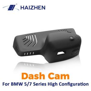 HAIZHEN Dash Cam Hidden Style 1080P HD Video Recorder 6-Lens 128G Dedicated Car DVR Camera For BMW 5/7 Series High Configuration