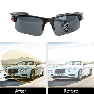 Dust-Proof Polarizer Car Drivers Night Vision Goggles Sunglasses For Audi A3 A4 A5 A6 A7 A8 B6 B7 B8 C5 C6 TT Q3 Q5 Q7 S3 S4