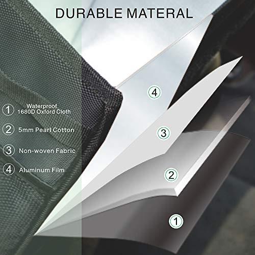 Multipurpose Trash Bin for Car Portable Car Trash Bag Lenta mall Car Trash Can - Your Car Neat Helper
