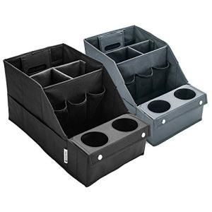 Member's Mark Car Organizer Set, 2-Pack (Black)