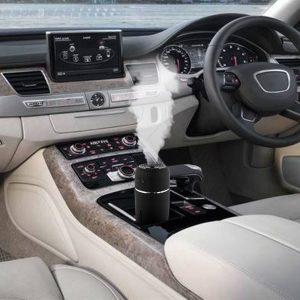 Portable LED Car Air Humidifier Essential Oil Diffuser Mini USB Air Humidifier Purifier Car ultrasonic Aromatherapy Diffuser USB