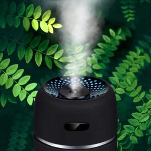Car Humidifier Home Silent Desktop Portable USB Air Purifying Humidifier