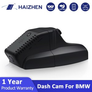 HAIZHEN Dash Cam FHD hidden car camera DVR car WiFi APP Control Night Vision Dashcam for BMW Dedicated Car driving recorder