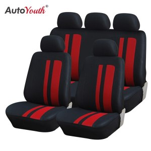 Car Seat Covers Universal Fits Most Cars Covers Red