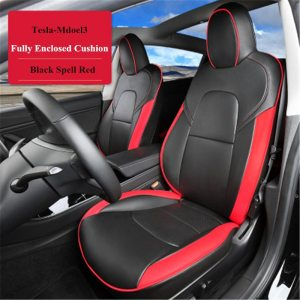 Seat Cover For TESLA MODEL3 Wear-Resistant Four Seasons