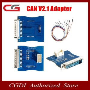 CG Pro 9S12 Key Programmer CAN V2.1 adapter Support for BMW